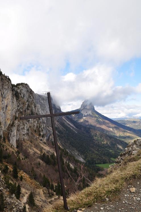 Aufstieg auf das Hochplateau des Vercors- Französische Alpen  (Mai - 2014)