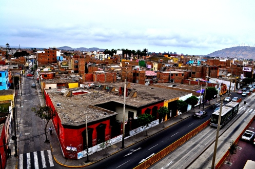 Barranco-Lima  (Oktober,2014)