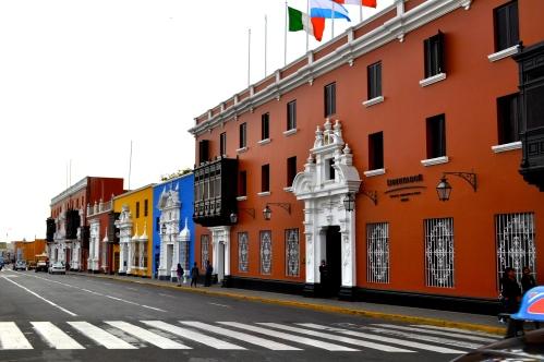 Österreichisches Konsulat in - Trujillo