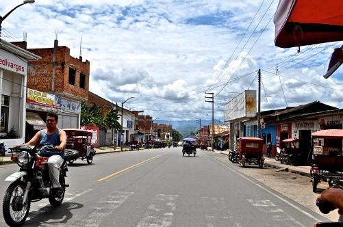 Kurz Vorm Regenschauer - Tarapoto