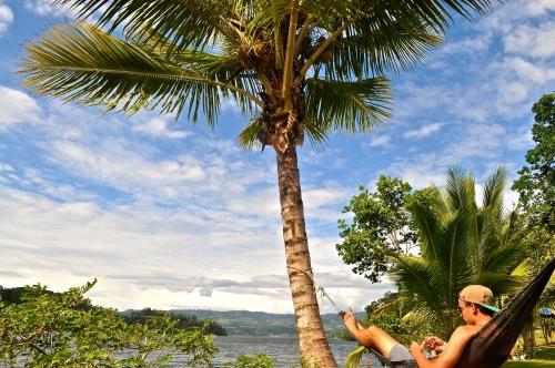 Das Paradies auf Erden - Laguna Azul  (Januar 2015)
